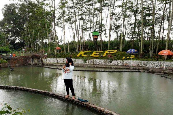 Wisata Eco Park Kediri