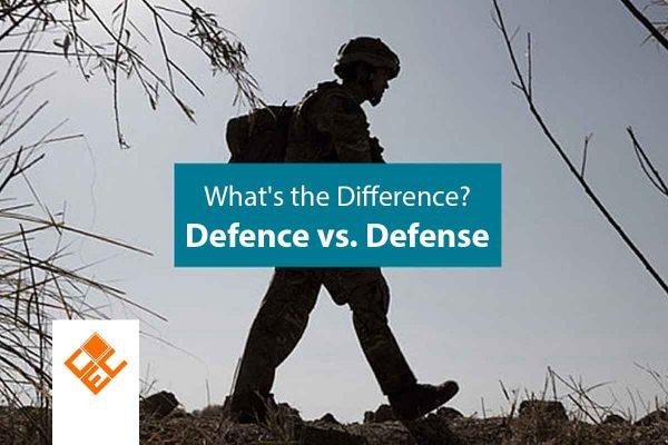 Ini Perbedaan Defense dengan Defence