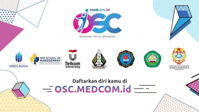 Beasiswa OSC Medcom 2020