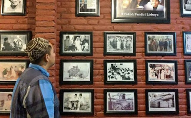 Kediri's Photograph Museum atau Museum Fotografi berada di Jalan Kapten Piere Tendean Kediri