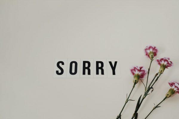 Expressions: Meminta Maaf dalam Bahasa Inggris