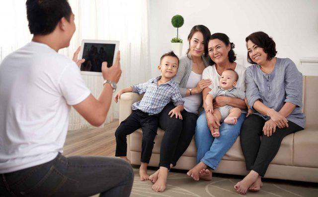 33 Kosakata Bahasa Inggris tentang Keluarga