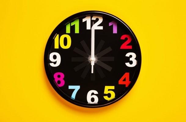 Cara Membaca Jam ala Orang Inggris dan Amerika
