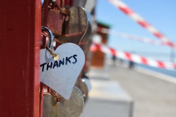 Cara lain mengucapkan terimakasih