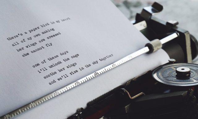 Mengenal puisi bahasa Inggris beserta contohnya